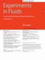 Experiments in Fluids 8/2013