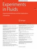 Experiments in Fluids 1/2014