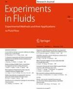 Experiments in Fluids 11/2018