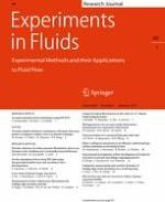 Experiments in Fluids 1/2019