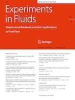 Experiments in Fluids 12/2020