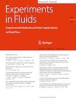 Experiments in Fluids 10/2021