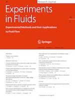Experiments in Fluids 2/2021