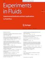 Experiments in Fluids 4/2021