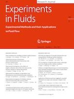 Experiments in Fluids 5/2021