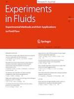 Experiments in Fluids 6/2021