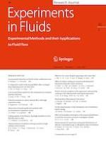 Experiments in Fluids 7/2021