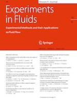 Experiments in Fluids 8/2021