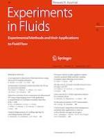 Experiments in Fluids 9/2021
