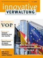Innovative Verwaltung 5/2009