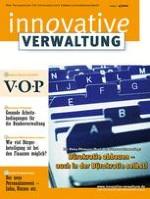 Innovative Verwaltung 4/2010