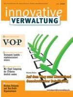 Innovative Verwaltung 5/2012
