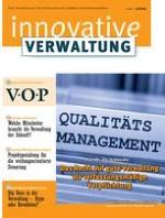 Innovative Verwaltung 4/2014