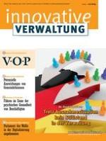 Innovative Verwaltung 12/2015