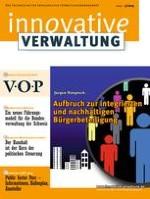 Innovative Verwaltung 3/2015