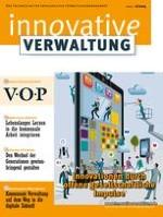 Innovative Verwaltung 6/2015