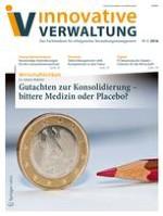 Innovative Verwaltung 11/2016