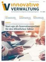 Innovative Verwaltung 12/2016