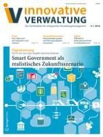 Innovative Verwaltung 9/2016
