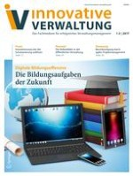 Innovative Verwaltung 1-2/2017