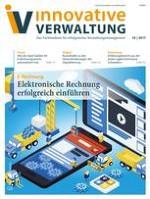 Innovative Verwaltung 10/2017