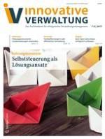 Innovative Verwaltung 7-8/2017