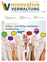 Innovative Verwaltung 1-2/2018