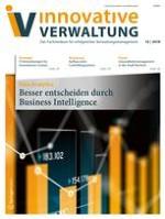 Innovative Verwaltung 10/2018
