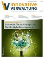 Innovative Verwaltung 11/2018