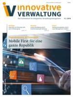 Innovative Verwaltung 12/2018
