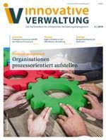 Innovative Verwaltung 4/2018