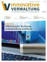 Innovative Verwaltung 5/2018