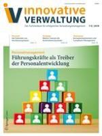 Innovative Verwaltung 7-8/2018