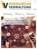 Innovative Verwaltung 9/2018