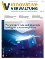 Innovative Verwaltung 6/2019