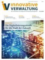 Innovative Verwaltung 7-8/2019