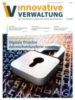 Innovative Verwaltung 9/2019
