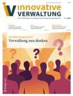 Innovative Verwaltung 11/2020