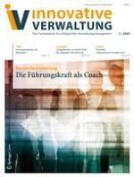 Innovative Verwaltung 3/2020