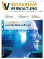 Innovative Verwaltung 4/2020