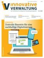 Innovative Verwaltung 5-6/2021