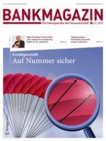 Bankmagazin 11/2001
