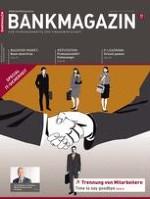 Bankmagazin 10/2012