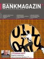Bankmagazin 3/2013
