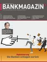 Bankmagazin 10/2014