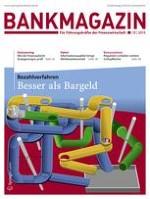 Bankmagazin 10/2015