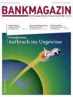 Bankmagazin 2-3/2016