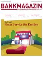 Bankmagazin 12/2017