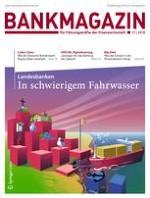 Bankmagazin 11/2018