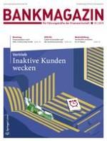 Bankmagazin 10/2019